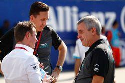 Allan McNish, Audi, James Barclay, Jaguar Racing, Gert Mauser, Jaguar Racing