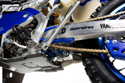 Мотоцикл Yamaha WR450F Rally, Yamaha Official Rally Team
