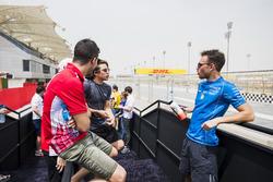 Antonio Fuoco, Charouz Racing System, Roberto Merhi, MP Motorsport, Luca Ghiotto, Campos Vexatec Rac