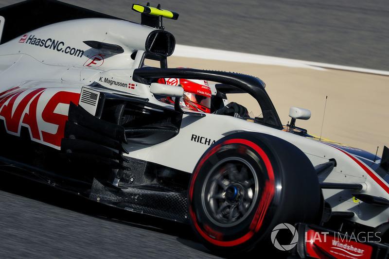 6. Кевин Магнуссен, Haas F1 Team