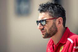 Fabrizio Filardo, meccanico Ferrari