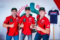 Presentazione Monster Energy Honda Team