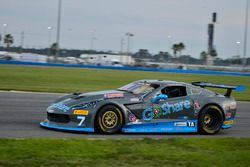 #7 TA Chevrolet Corvette: Claudio Burtin of Burtin Racing