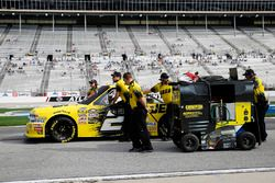 Cody Coughlin, GMS Racing, Jeg's.com Chevrolet Silverado crew