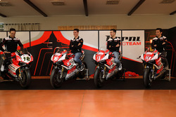 Xavi Forés, Barni Racing Team, Michele Pirro, Barni Racing Team, Samuele Cavalieri, Barni Racing Team, Matteo Ferrari, Barni Racing Team