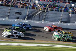 Kyle Larson, Chip Ganassi Racing, DC Solar Chevrolet Camaro