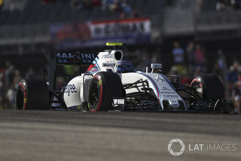 Valtteri Bottas, Williams-Mercedes FW38, 2016