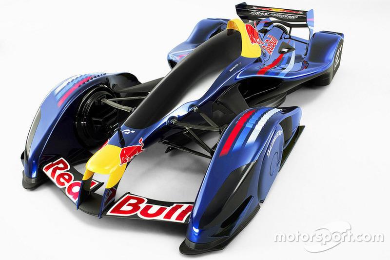 29. Концепт Red Bull X2010 для Gran Turismo