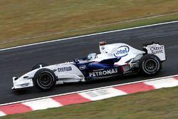 Nick Heidfeld, BMW Sauber F1.07