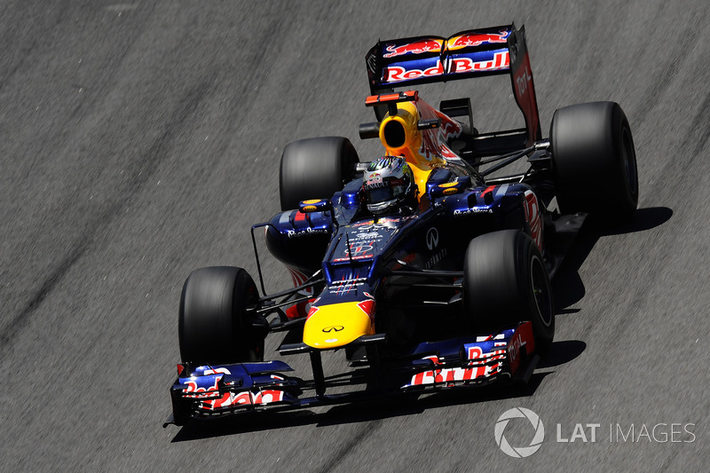 Red Bull RB8 de 2012: 'Abbey'