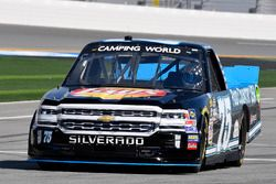 Parker Kligerman, Henderson Motorsports, Food County USA /Lays/Pepsi/Lopez Wealth Management Chevrolet Silverado