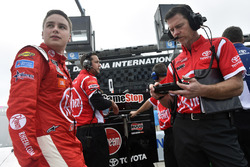 Christopher Bell, Joe Gibbs Racing, Rheem Toyota Camry e Jason Ratcliff