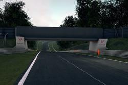Screenshot Assetto Corsa Competizione, officieel spel van de Blancpain GT Series