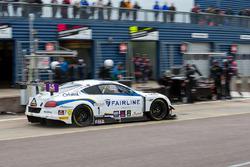 #1 Team Parker Racing Ltd Bentley Continental GT3: Rick Parfitt Jr., Ryan Ratcliffe