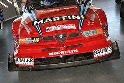 Alfa Romeo Martini display