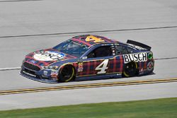 Kevin Harvick, Stewart-Haas Racing, Ford Fusion Busch Beer Flannel