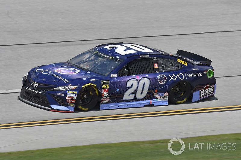 6. Erik Jones, Joe Gibbs Racing, Toyota Camry XYO Network