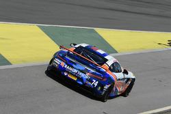 #74 Robinson Racing Mercedes-AMG GT4: Gar Robinson, Shane Lewis