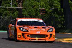 Ginetta G55-GT4 #207, Nova Race: Marchetti-Kruppi