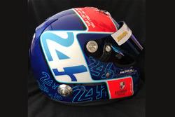 Jan Lammers speciale helm