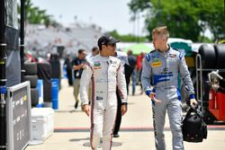 #7 Acura Team Penske Acura DPi, P: Helio Castroneves, #15 3GT Racing Lexus RCF GT3, GTD: Jack Hawksworth