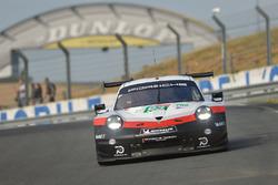 Патрик Пиле, Ник Тэнди, Эрл Бамбер, Дирк Вернер, Porsche GT Team, Porsche 911 RSR (№93)