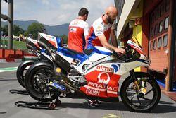 Pramac Racing bikes