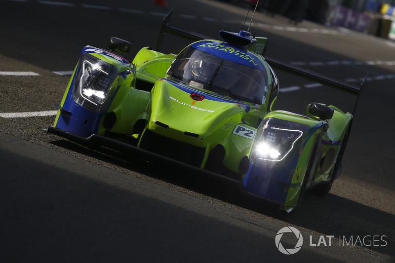 17. #44 Eurasia Motorsport, Ligier JSP217 Gibson