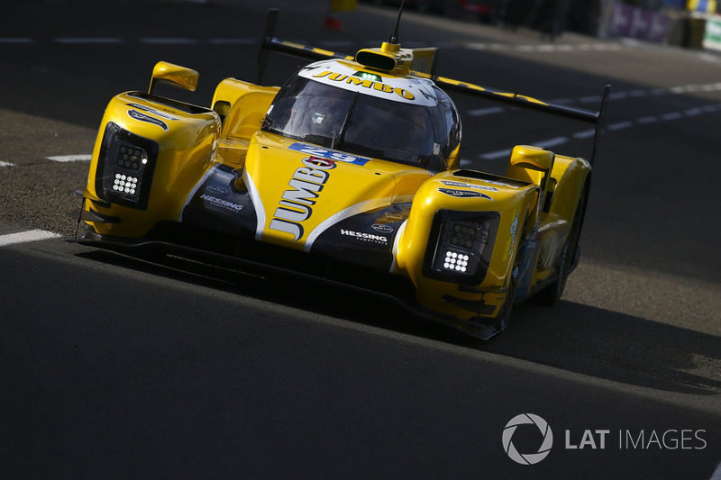 Jan Lammers: #29 Racing Team Nederland Dallara P217