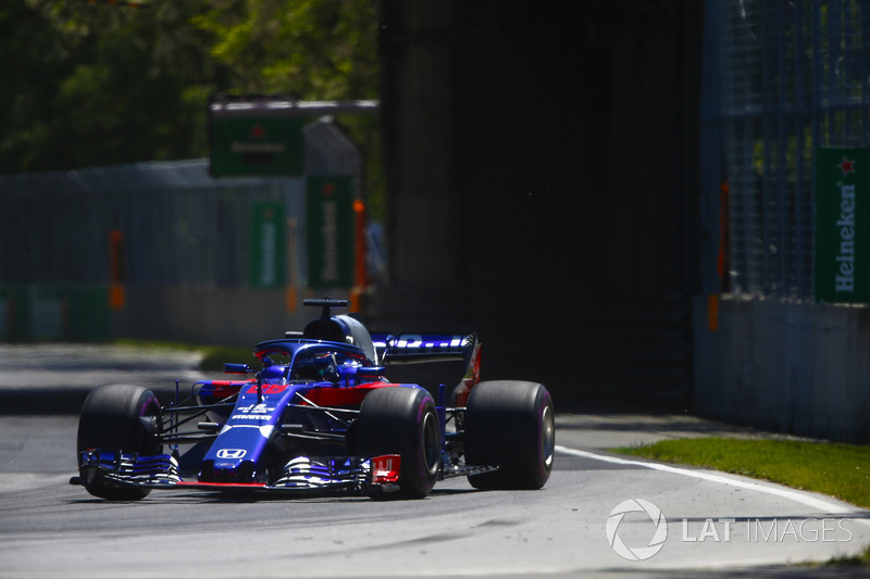12. Brendon Hartley, Toro Rosso STR13