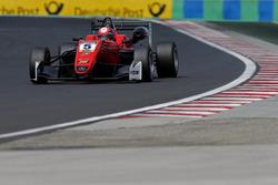 Петру Флореску, Fortec Motorsports, Dallara F317 Mercedes-Benz