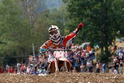 Jeffrey Herlings, Red Bull KTM Factory Racing, wint in Loket en pakt de WK-titel (2013)