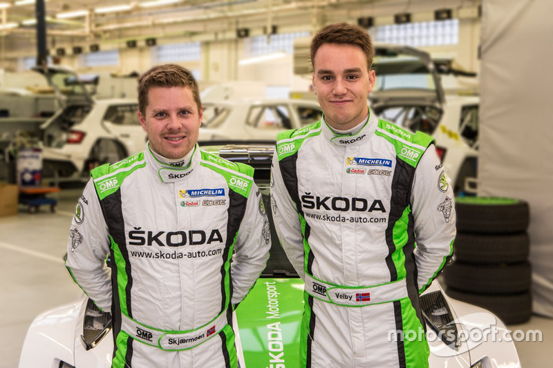 Annuncio Skoda WRC2