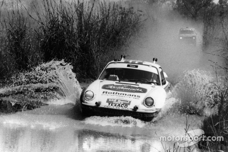 1984: René Metge, Dominique Lemoyne, Porsche 911