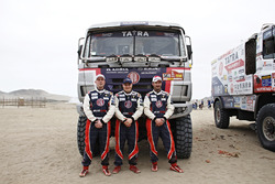 #541 Tatra Buggyra Racing: Pavel Vrnak, Peter Lesak, Filip Skrobanek
