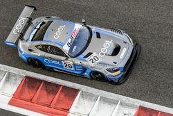 #20 SPS Automotive Performance Mercedes AMG GT3: Alexandre Coigny, Iradj Alexander, Antonin Borga