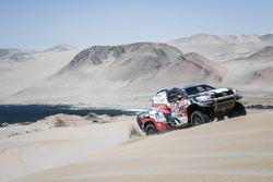 #346 Toyota: Andre Villas-Boas, Ruben Faria