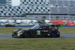 #75 SunEnergy1 Racing Mercedes AMG GT3: Kenny Habul, Thomas Jäger, Maro Engel