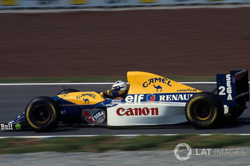 1993: Alain Prost, Williams FW15C