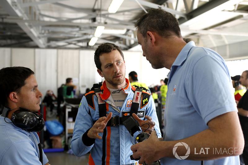 #8 Lambda Performance Ford GT Lambda: Nico Verdonck