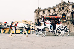L'ambiance à Lima