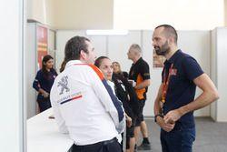 Bruno Famin, Peugeot Sport, Xavier Gavory