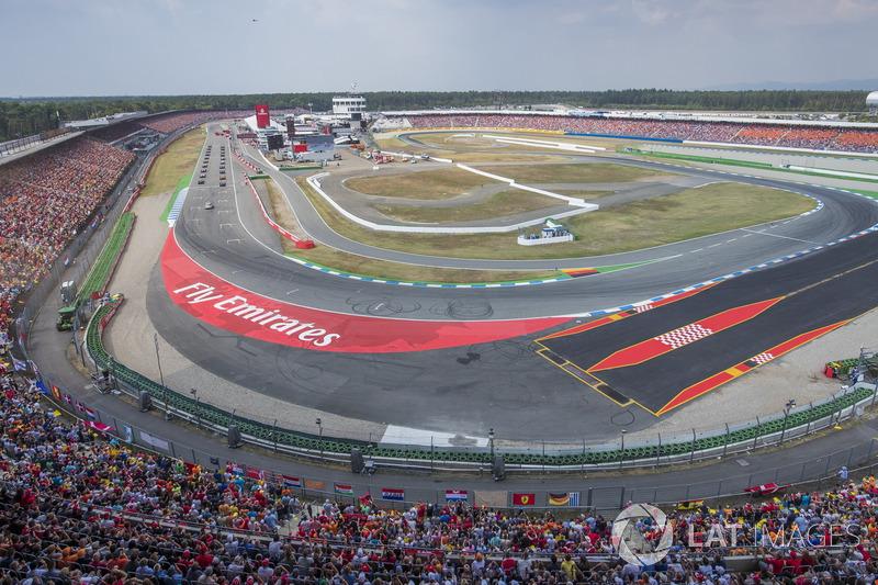 El GP es uno de los más tradicionales del calendario de F1, pero dejó de celebrarse en 1950, 1955, 1960, 2007, 2015 y 2017.