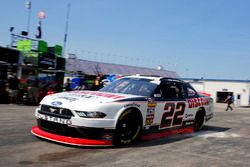 Paul Menard, Team Penske, Ford Mustang Discount Tire