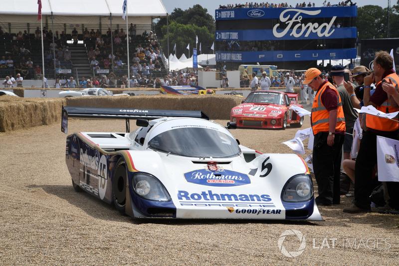 Jochen Mass, Porsche 962 (1984)