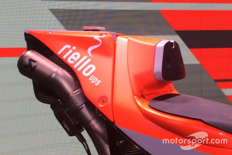 Colin de la Ducati GP18