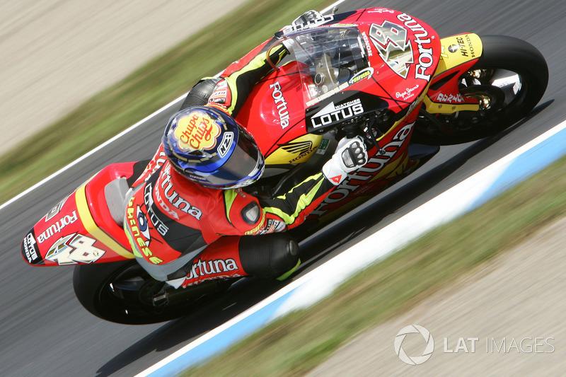 Jorge Lorenzo, Honda