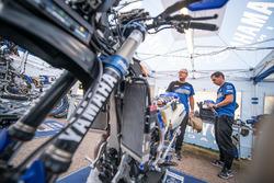 Yamaha Official Rally Team techneuten