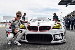 #91 FIST-Team AAI BMW M6 GT3: Jesse Krohn