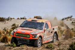 Мартин Прокоп и Ян Томанек, MP-Sports, Ford F150 Evo (№311)